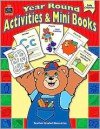Year Round Activities & Mini Books - SARAH BEATTY