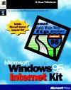Microsoft Windows 95 Internet Kit - Bryan Pfaffenberger, Microsoft Corporation, Microsoft Press