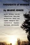 Thoughts of Words - Marie Jones