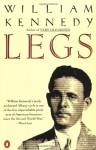 Legs (Audio) - William Kennedy, Jason Robards