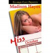 Miss October - Madison Hayes