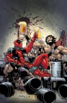 Deadpool Team-Up, Vol. 1: Good Buddies - Fred Van Lente, Mike Benson, Adam Glass, Stuart Moore, Christopher E. Long, Ivan Brandon, Dalibor Talajić, Carlo Barberi, Chris Staggs, Shawn Crystal, Sanford Greene