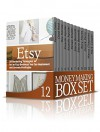 Money Making Box Set: The Best Guides to Learn Online Business and Trading Strategies (Amazon FBA, Etsy, Frugal living) - Pamela Patel, Chad Reid, Roy Harvey, Ricardo Aguilar, Renae Snyder, Sierra Bennett, Rory Flores, Derick Perry, Marco Chapman, Mark Cooper