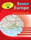 Michelin Europe Tourist and Motoring Atlas - Michelin Travel Publications