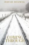 Coming Through: Three Novellas - David Helwig, Noah Richler