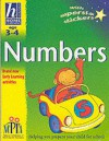 Numbers: Ages 3-4 (Hodder Home Learning) - Sue Atkinson
