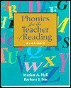 Phonics For The Teacher Of Reading: Programmed For Self Instruction - Marion A. Hull, Barbara J. Fox