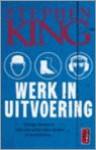 Werk in uitvoering - Hugo Kuipers, Stephen King