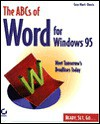 The ABCs of Word for Windows 95 - Guy Hart-Davis