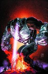 Cyborg #4 Monsters of the Month Variant Cover - David Walker