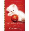 [ The Cat Who Came for Christmas By Amory, Cleveland ( Author ) Paperback 2013 ] - Cleveland Amory
