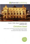 Christine Daae - Frederic P. Miller, Agnes F. Vandome, John McBrewster