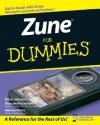 Zune for Dummies - Brian Johnson, Duncan Mackenzie