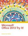 Microsoft Office 2013 Try It! - June Jamrich Parsons
