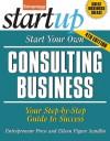 Start Your Own Consulting Business - Entrepreneur Magazine, Eileen Figure Sandlin