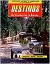 Student Viewer's Handbook (Original) to Accompany Destinos: An Introduction to Spanish - Bill VanPatten, Richard V. Teschner, Martha Alford Marks