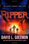 Ripper (Event Group Thrillers) - David L. Golemon