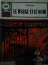 Le rouge et le noir: adaptation de Pierre de Beaumont - Stendhal, Pierre de Beaumont