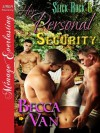 Her Personal Security [Slick Rock 6] (Siren Publishing Menage Everlasting) - Becca Van