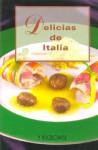 Delicias de Italia - Paco Asensio