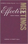 Effective Meetings - Jeremy Comfort
