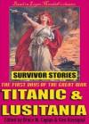 Titanic & Lusitania - Bruce M Caplan, Logan Marshall, Ken Rossignol