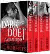 Dark Duet: Captive in the Dark / Seduced in the Dark / Epilogue in the Dark / Determined to Obey - C.J. Roberts