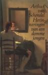 Herinneringen aan een domme jongen - Arthur van Schendel