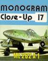 Messerschmitt Me 262 A-1 - J. Richard Smith, Eddie J. Creek