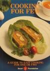 Cooking For Few - Wendy Morgan, Sylvia Mackay Pomeroy