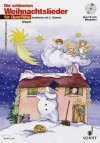 Beautiful Christmas Songs: Book with CD - Marianne Magolt, Hans Magolt, Hal Leonard Publishing Corporation