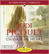 Change of Heart - Jodi Picoult, Narrated by Nicole Poole, Narrated by Stafford Clark-Price