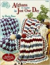 Afghans to Crochet in Just One Day - Darla Sims, Mary Frits