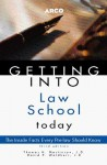 Arco Getting Into Law School Today - Thomas H. Martinson