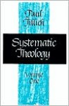 Systematic Theology 1 - Paul Tillich