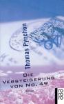 Die Versteigerung Von No. 49 - Thomas Pynchon, Wulf Teichmann