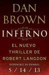 INFERNO: Edicion en Espanol (Vintage Espanol) (Spanish Edition) - Dan Brown