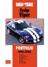 Road & Track Dodge Viper Portfolio 1992-2002 - R.M. Clarke, Staff of Brooklands Books, Brooklands Books