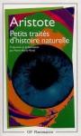 Petits traités d'histoire naturelle - Aristotle