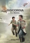 Discordia - A.J. Máspero