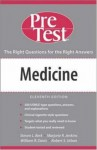 Medicine: PreTest Self-Assessment And Review, Eleventh Edition - Steven L. Berk, William R. Davis, Marjorie R. Jenkins
