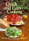 Quick and Easy Cooking - Cheryl D. Thomas Peters