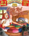 Little Red Riding Hood All-in-One Classic Read Along Book / CD - Larry Carney