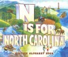 N Is for North Carolina - Ellen Sullivan