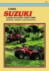 Suzuki Lt230 & Lt250, 1985-1990: Service, Repair, Maintenance - Clymer Publishing