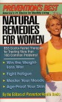 Prevention's Best Natural Remedies for Women - Prevention Magazine