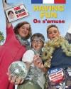 Having Fun. Sue Finnie and Daniele Bourdais - Sue Finnie