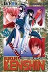 Rurouni Kenshin, #26: La espalda de un hombre - Nobuhiro Watsuki, Agustín Gómez Sanz