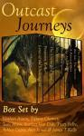 Outcast Journeys: Fantasy and Sci Fi Box Set by Eight Great Authors - Tracy Falbe, Nathan Anton, Tiffany Cherney, Tara Maya, Scarlett Van Dijk, Ashley Capes, Alex James, James T Kelly