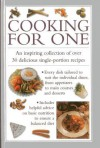 Cooking for One: An Inspiring Collection of Over 30 Delicious Single-portion Recipes - Valerie Ferguson